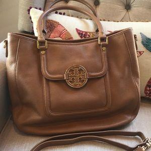 Tory Burch handbag with crossbody strap